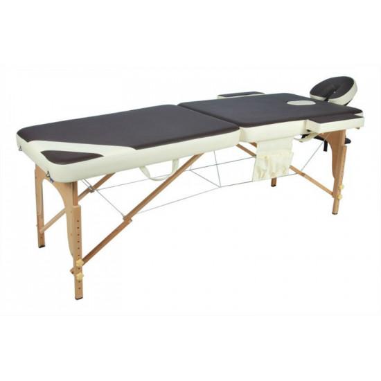 Массажный стол складной деревянный JFAY01