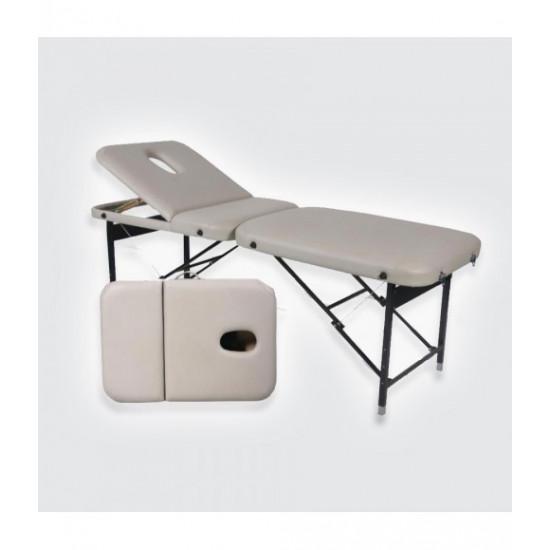 Массажный стол складной стальной JFST02