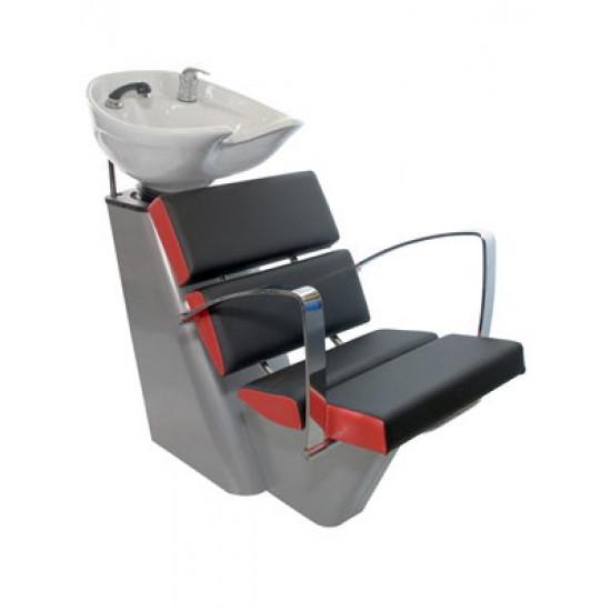 Мойка парикмахерская БАЙКАЛ с креслом ЛИГА